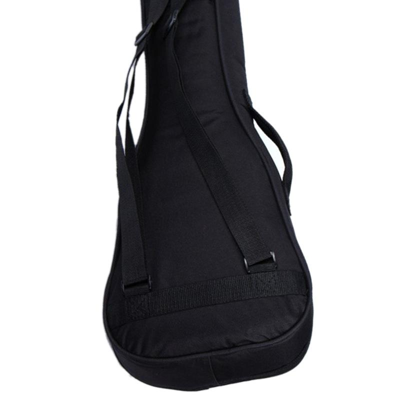 20mm Waterproof Concert Soprano Bolsa Ukulele Caso Backpack Ukulele Beige Mini Guitar Accessories Gig
