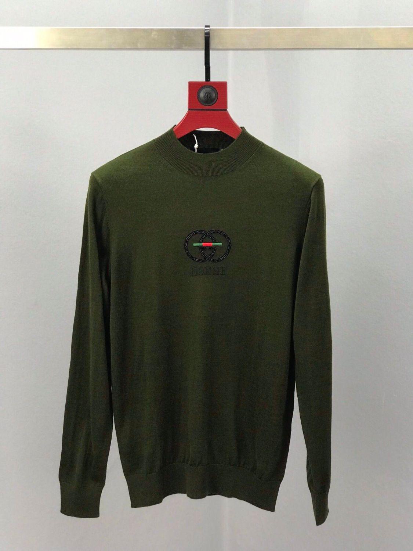 2019 nouvelles Boutique manches longues hommes pull en tricot jm101028 de # 09y89688