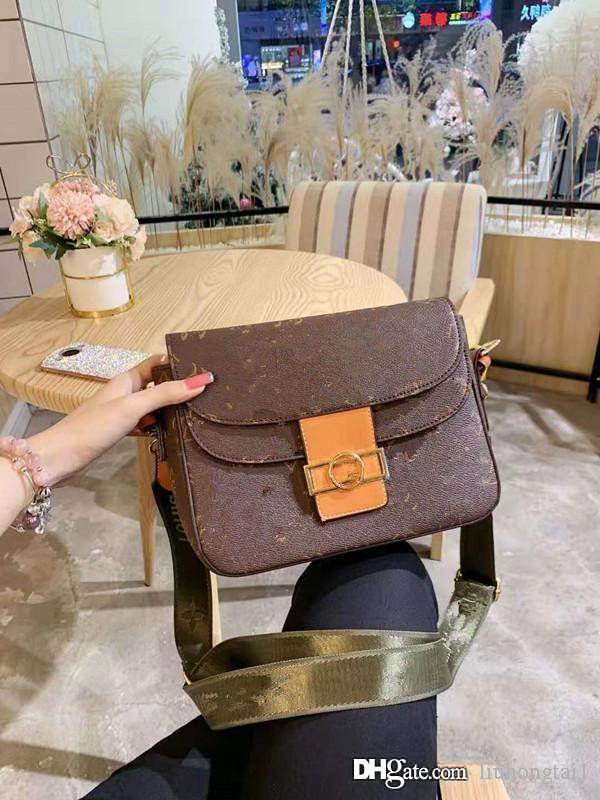 Handbag ristabilisce il nuovo 2019 Classic piccolo pane Joker presbiti Una Ragazze Donne Borse Tracolle benna pacchetto di alta qualità