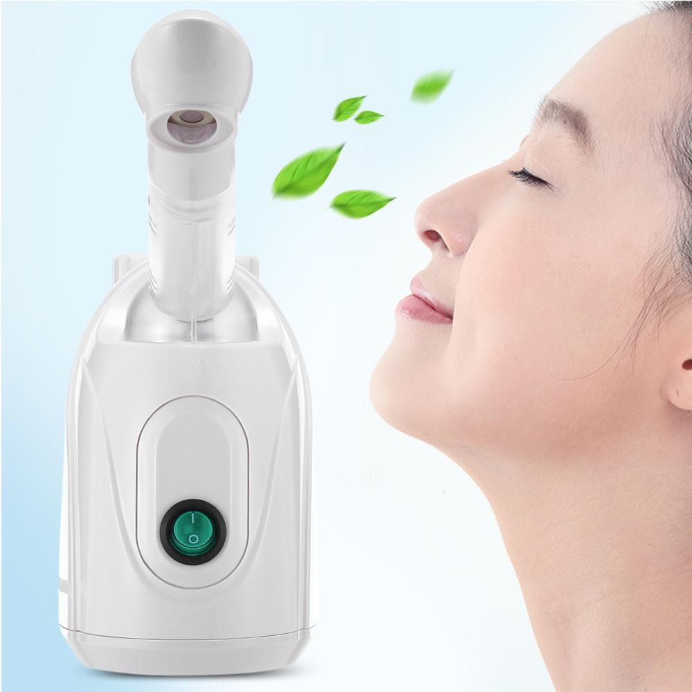 Steamer Facial Mist Sprayer Steaming Machine Strumento di bellezza per il viso Cura della pelle Strumenti per la cura del viso
