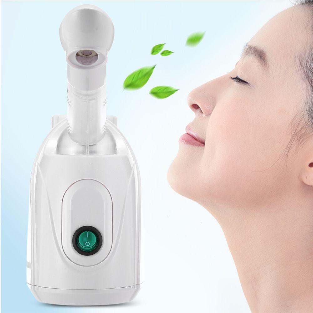 Vapur Yüz Mist Püskürtme Buharda Makinesi Güzellik Enstrüman Yüz Cilt Bakımı Yüz Bakımı Araçları