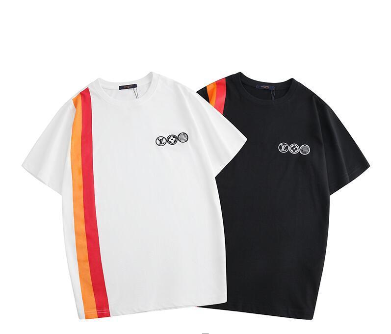 T-shirt para as Mulheres Homens Brandshirts Luxo Designertshirt Verão T impresso camiseta frete grátis menina camisetas Senhora Roupa 47213
