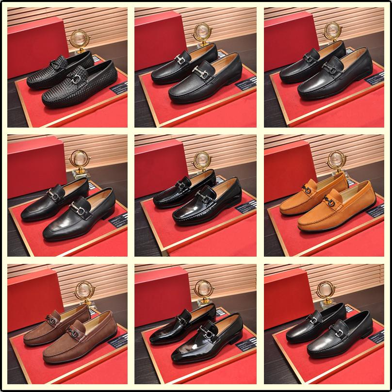 Дешевые Марка мужская обувь платье обувь кожа дизайнер материал мужская для мужчин с неподдельной кожи моды случайных мужчин роскошных туфель