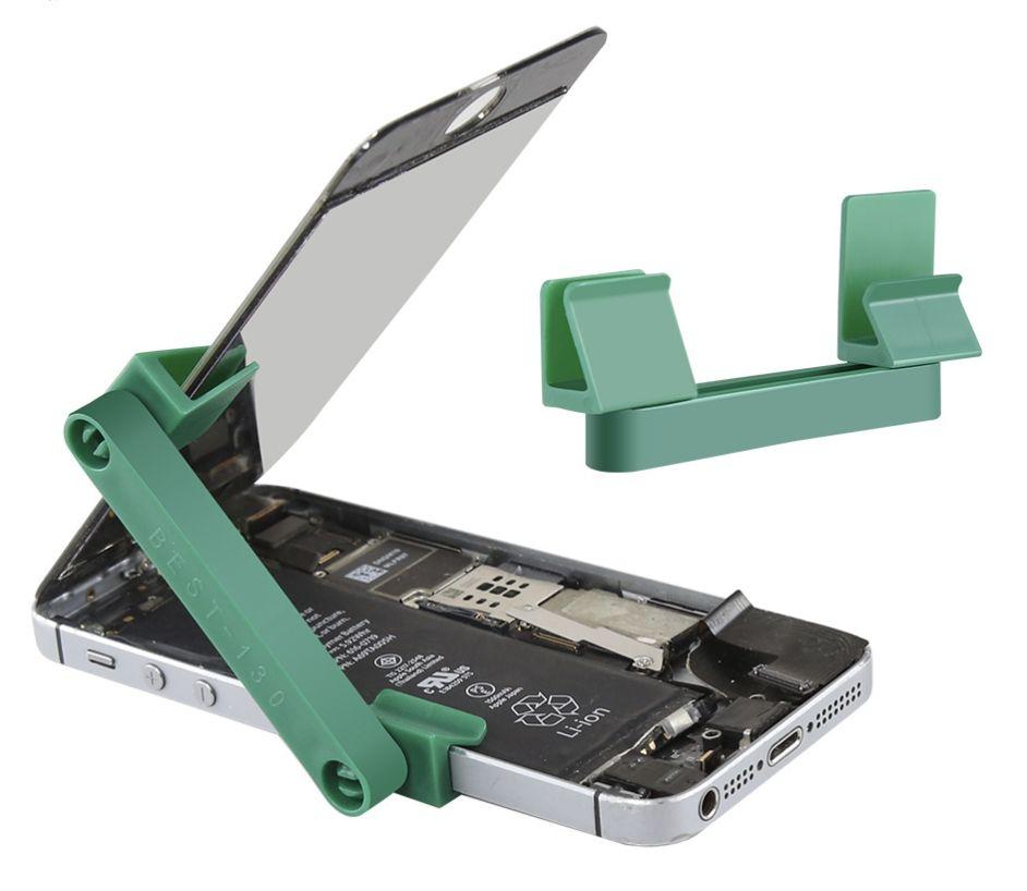 휴대 전화 플레이트 수리 마더 보드 고정 브래킷 유지 보수 지원 다기능 분해 화면 고정 장치 도구
