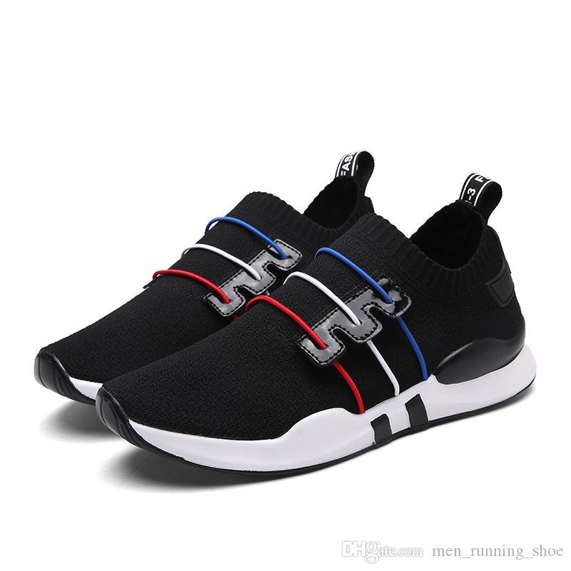 2020 nuevos zapatos de la zapatilla de deporte Los diseñadores Negro Blanco Rojo Trainer hombre Generales para los hombres de las mujeres del tamaño 39-44 de los zapatos ocasionales