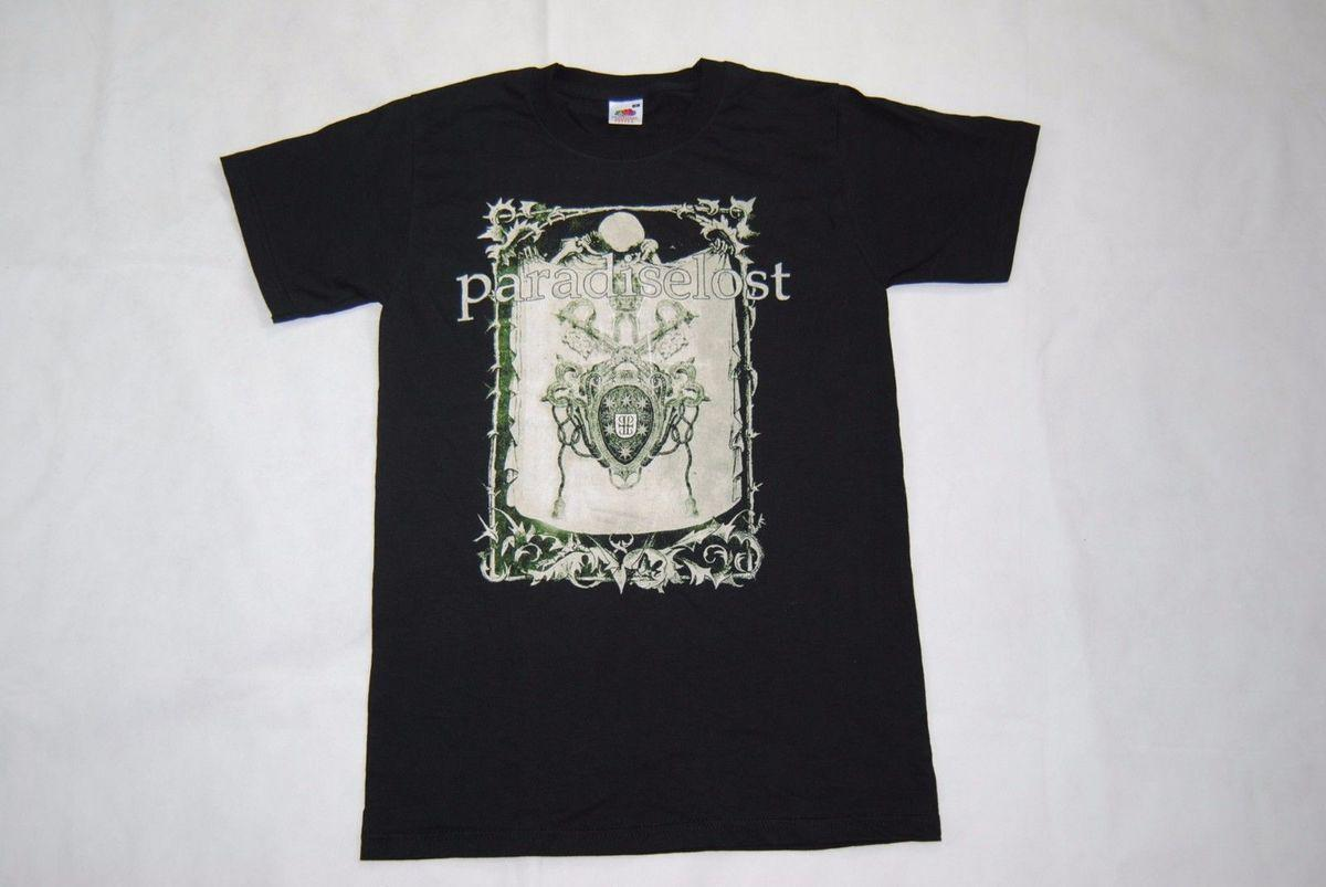 NEW /& OFFICIAL! Paradise Lost /'Gothic/' T-Shirt