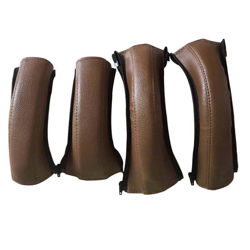 Yoya più Passeggino protezione di cuoio accessorio per passeggini bracciolo e maniglia passeggino adatto per Yoya più 2/3/4