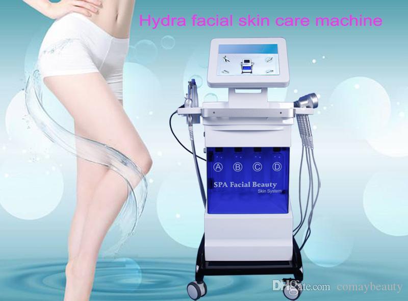 hidro hydra microdermoabrasión vacío facial de oxígeno en agua de chorro de peeling de diamantes microdermoabrasión eliminación de puntos negros tratamiento del acné cuidado facial