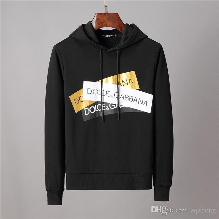 Impressão Mens Hoodies Carta camisola Treino Mulheres / homens de manga comprida do hoodie moletom com capuz para Designer Autumn Hoodies M-3XL ss45
