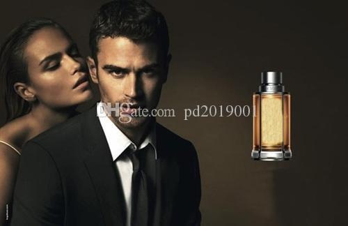 2020 Eau de Parfum para Él Masculino fragancia intensa 100ML El olor del perfume en spray 3.3FL.OZ. Envío gratis