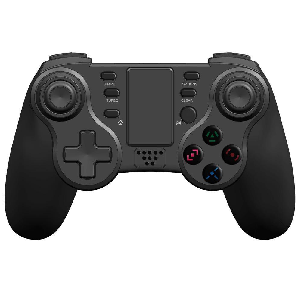 P4 Беспроводная Bluetooth Ручка P4 игровой контроллер PS4 беспроводной контроллер Совместимость с PS4 / PS3 хост сенсорный двойной шок Motion Sensing