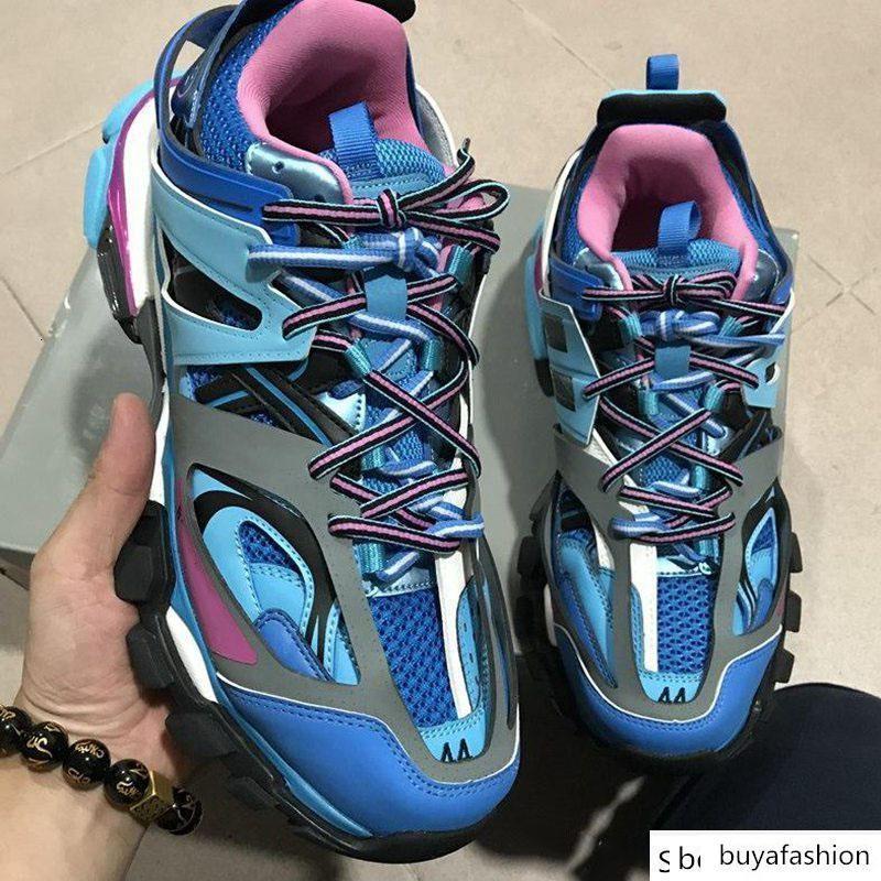 Spor ayakkabılar Platformu Erkek Parça Eğitmenler Chaussures x1 açık Tasarımcı Üçlü S 3.0 Lüks adam iskarpin kadınlar