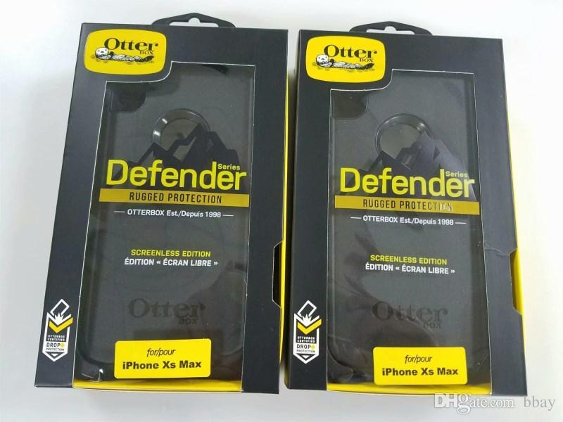 Defneder 대칭 iphone을위한 S9 PLUS 휴대 전화 아이폰 8 플러스 S8 플러스 아이폰 X 참고 8 Steel Armor TPU PC 커버 케이스 셸