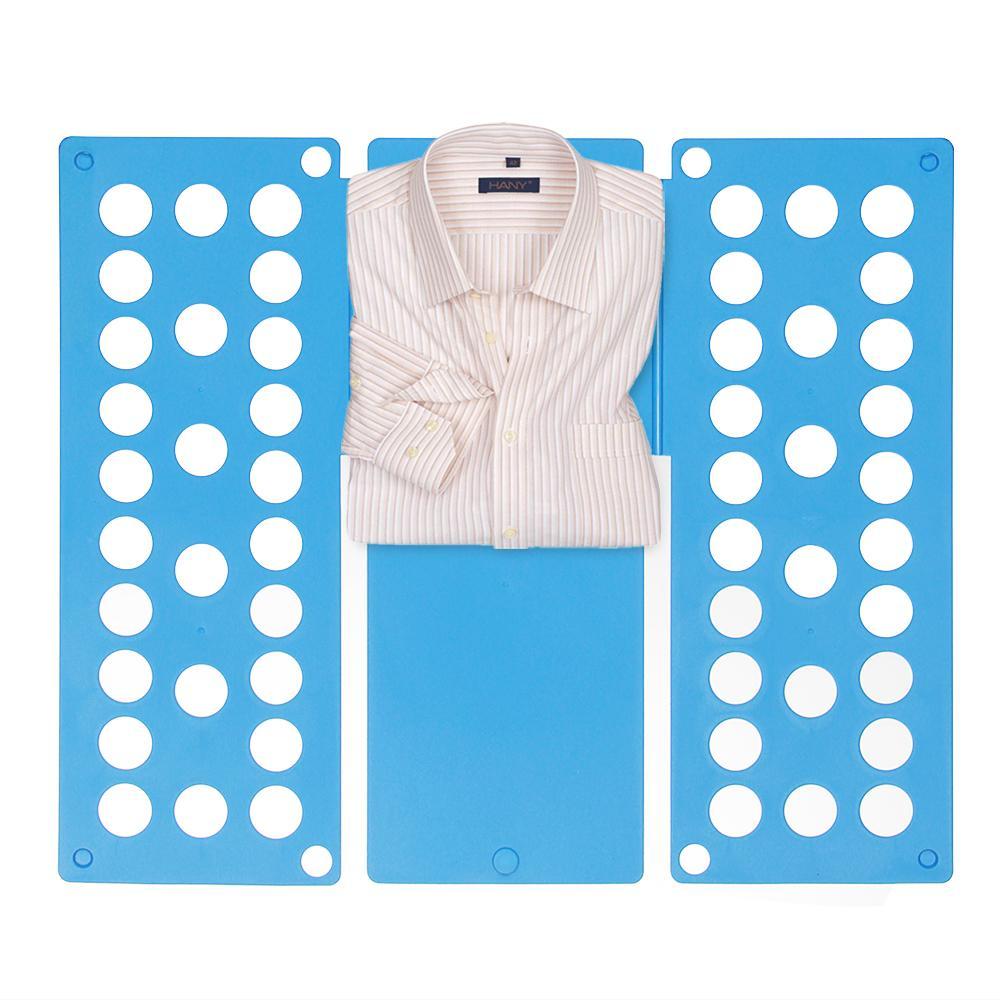 Roupa Conselho Folding Camisetas pasta fácil e rápido para Kid Para dobrar dobrar roupas Boards Lavandaria pastas Garment Board