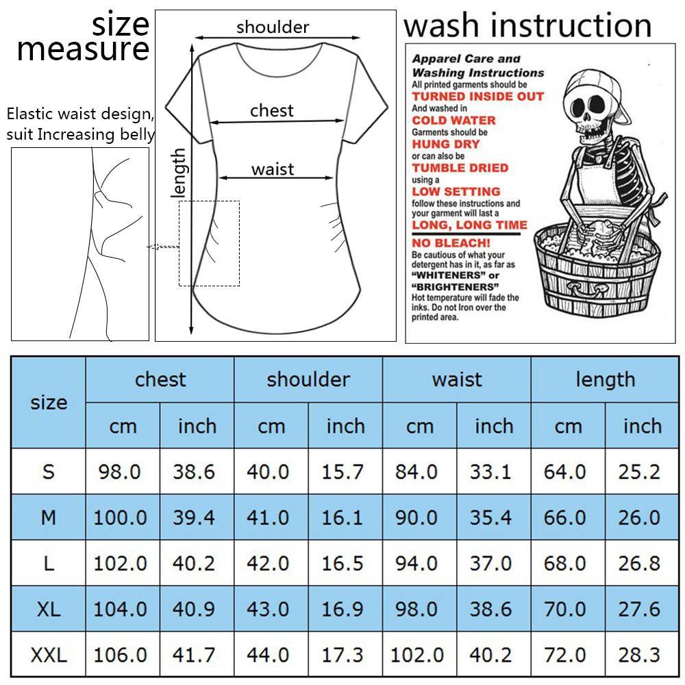 لا تأكل بذور البطيخ Fuirt طباعة الحمل الملابس الأمومة T قميص Allaitement Vetement Camisetas Embarazada Graciosas
