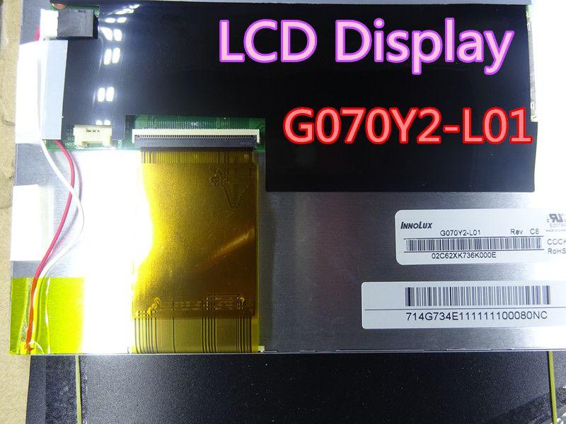 1 pc New 7 pouces LCD G070Y2-L01 En Stock Livraison gratuite