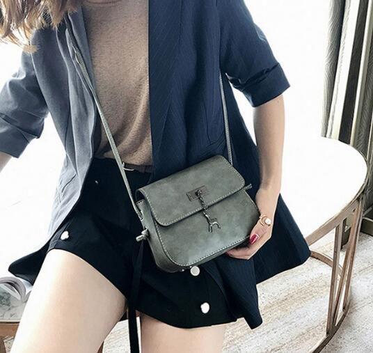 Mulheres Messenger Bags Alta Qualidade Cross Body Bag PU de Couro Mini Bolsa de Ombro Feminino Bolsas Bolsas Feminina