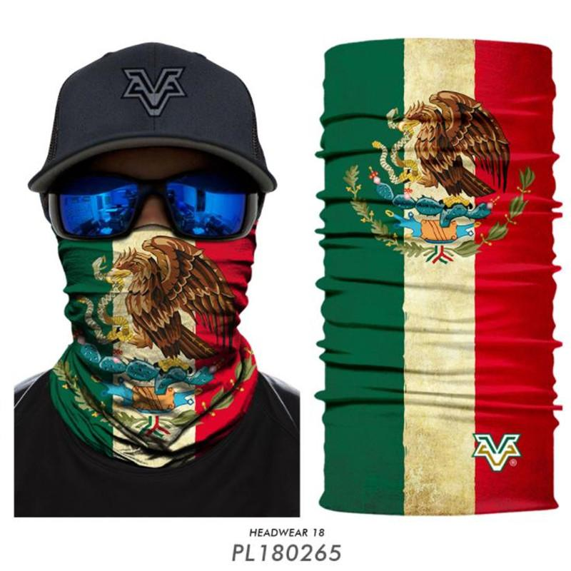 Arkansas State Flag Fashion Outdoor Scarf Headbands Bandana Mask Neck Gaiter Head Wrap Mask Sweatband