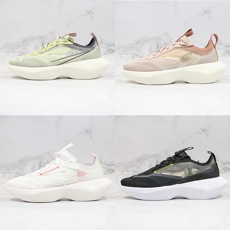 Vista Lite Se SU20 respirável líquidas gaze Grey Orango Sports executando sapatos para homens mulheres roxas formadores de designer Sneakers plataforma