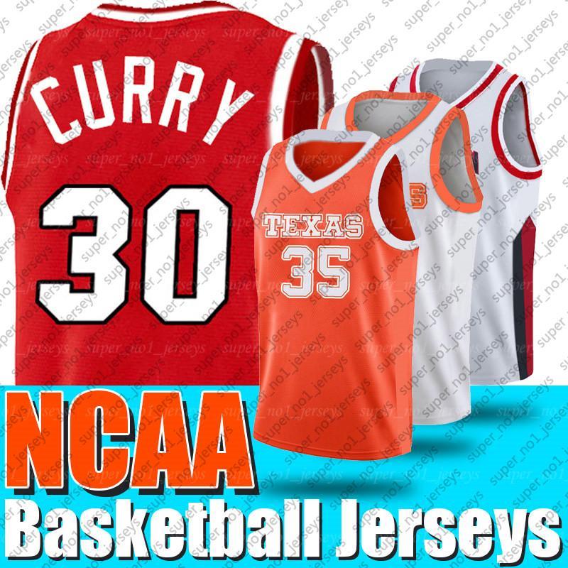 NCAA Davidson College 30 Stephen Jerseys Curry 35 Kevin jerseys Durant University of Texas Lower Merion High school jersey 4-20