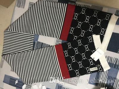 Sıcak İtalya GG versiyonu Erkekler Eşarp kalite sepet renk kumaş Eşarp erkekler kaliteli bir marka moda GG mektup model