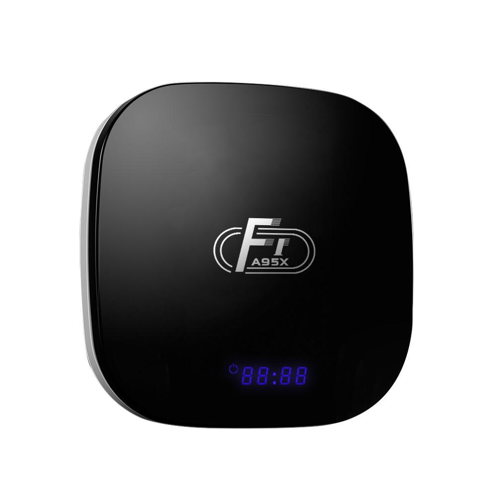 A95X F1 안드로이드 8.1 Amlogic S905W TV 박스 1GB8GB 2GB16GB 쿼드 코어 Suppot 4K 2.4GHz의 무선 VS TX3 X96 미니