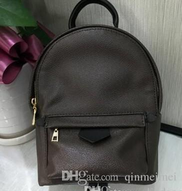Кожаные мини путешествия или мода классический средний модный рюкзак сумка на плечо 41562 на плечо фотки реальная школа L Lade Bage Sags Xcnap