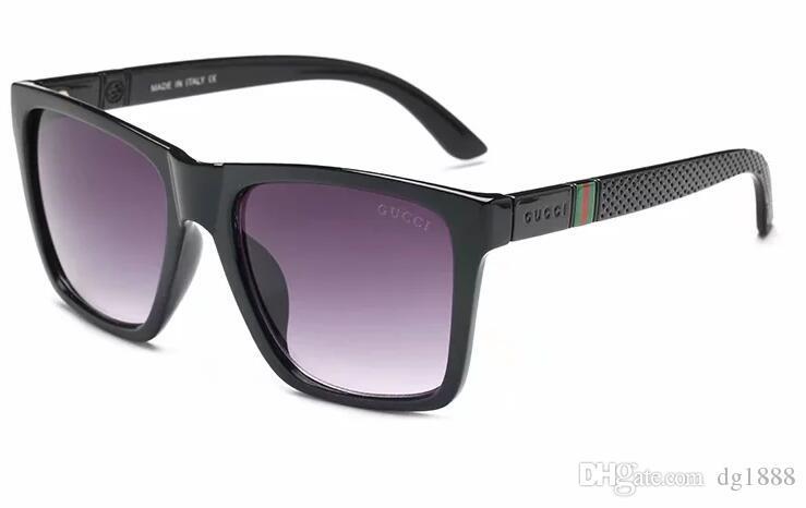 2247 mulheres e homens óculos de metal adulto óculos de sol senhoras marca designer fashion black eyewear meninas condução óculos de sol