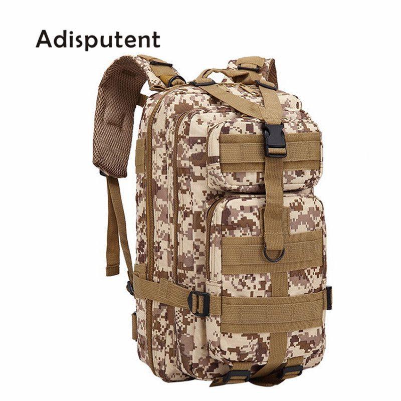 Militaire 30 L Molle Camping Sac à dos tactique randonnée sac de voyage