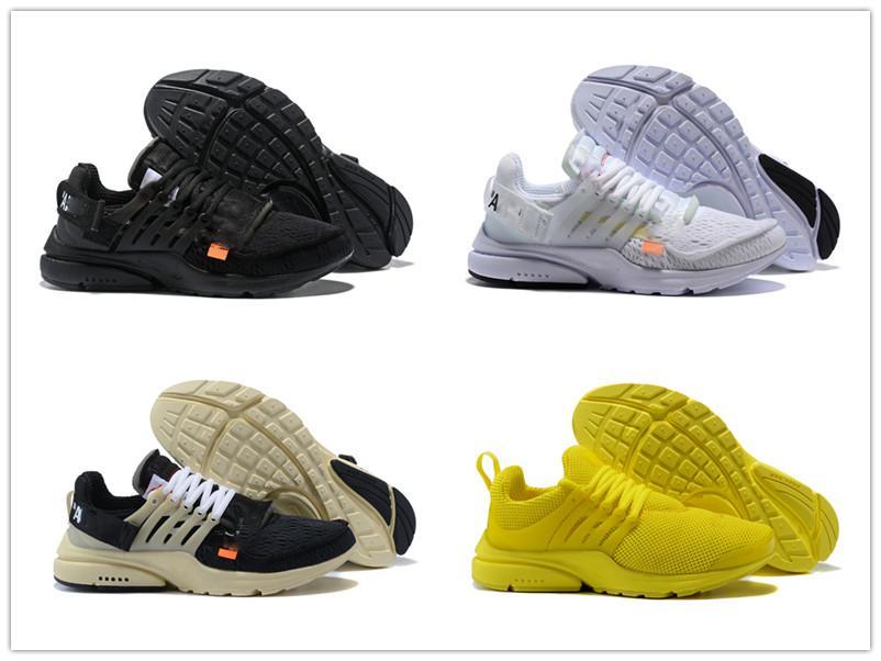 Alta qualità 2019 Nuovo originale Presto V2 Ultra BR TP QS nero X scarpe da corsa Cheap Air Sport Donne uomini presti Chaussures Bianco Sneakers
