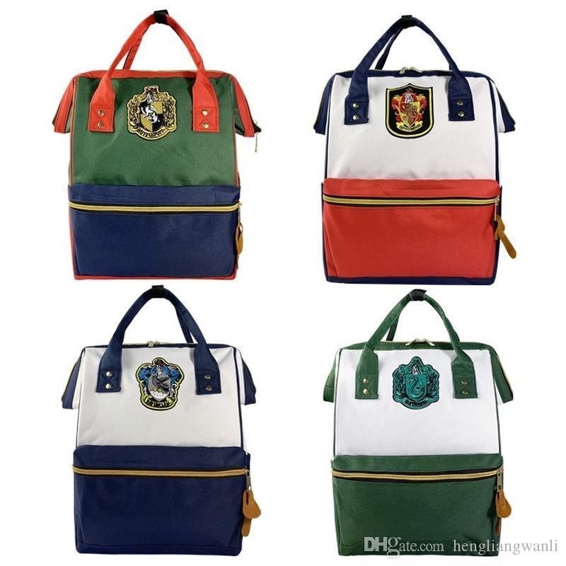 mâle nouveau badge collège sac école de vente chaude et étudiantes sac d'ordinateur sac à dos Voyage sac à dos