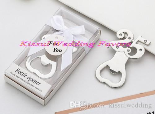 25 Wedding Anniversary Gift.25th Silver Wedding And Party Favors Of 25th Bottle Opener Wedding Anniversary Gifts For 25th Wedding Celebrating Wine Favors For Wedding Bridal Favor