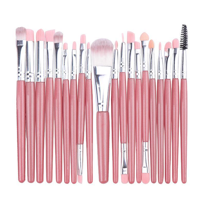 Große Rabatt! Makeup Pinsel Set Pulver Foundation Lidschatten Eyeliner Lip Brush Tool Marke Make Up Pinsel Beauty Tools Pincel
