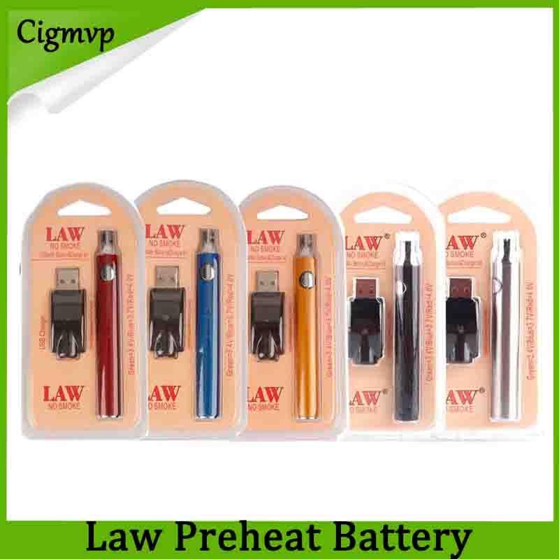 법전 예열 배터리 USB 충전기 키트 1100mAh O 펜 봉 오브 터치 가변 전압 배터리 CE3 G2 G5 TH205 MT6 카트리지 DHL 0266177-1