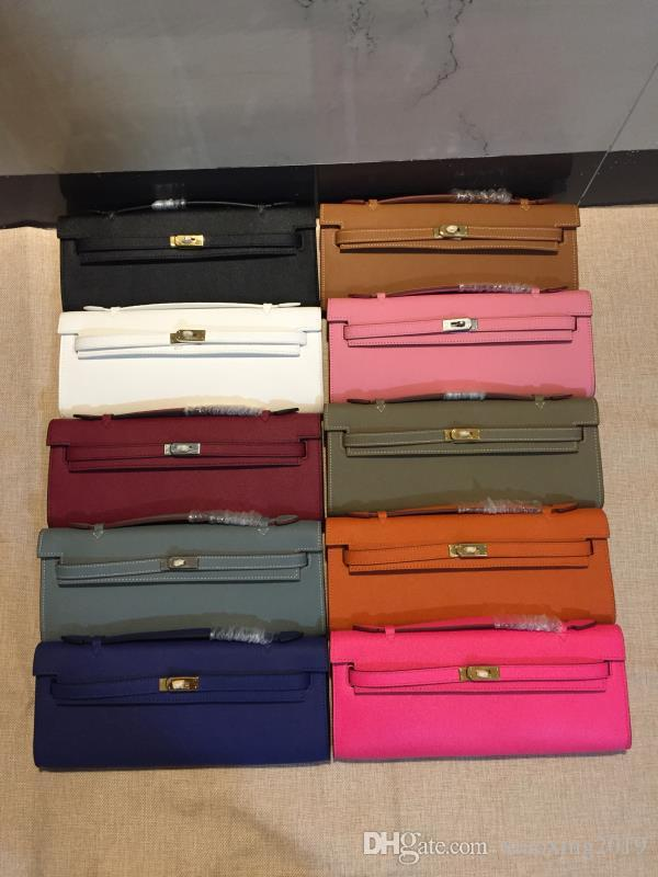 Concepteur classique portefeuille embrayage luxe dame femme sac sacs sacs sacs sac birkins dîner de haute qualité sacs à main totes porte-monnaie pnphj