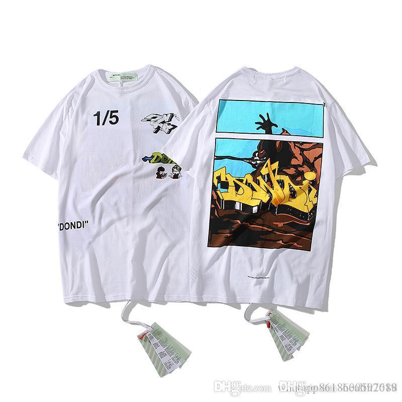 Mens Designer estate delle parti superiori delle magliette casual per Camicia a maniche corte Uomo Abbigliamento Donna Lettera Marca Modello Stampato Tees girocollo