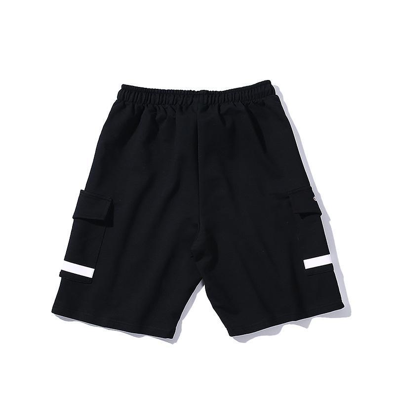 New DA Designer Männer Shorts Sommer Luxus kurze Hosen Haifisch-Kopf-Männer Marke Jogger Hosen Outdoor-Shorts beiläufige Homme Kurze Hose 20032407D