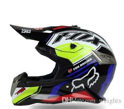 Motorcycle Locomotive Rally Off-road Helmet Bike Racing Downhill Street Helmets