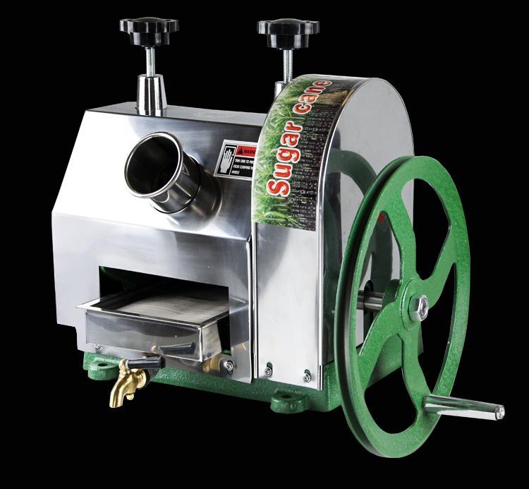 Neue kommerzielle Haushaltsmittelhandbetätigte Hohe Qualitätshandbuch Modell Zuckerrohr Ingwer Drücken Sie Saft-Saft-Maschine Presse