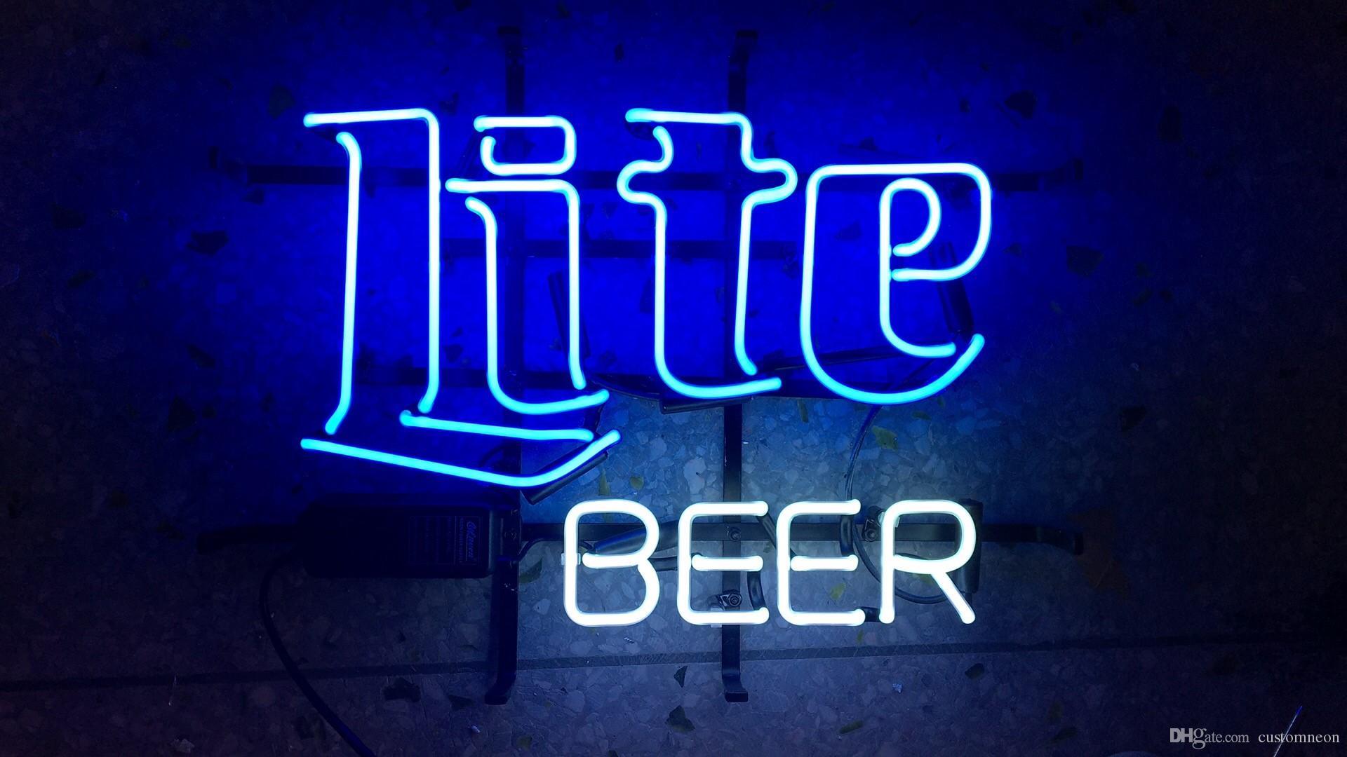 2020 17x14 Vintage Miller LITE BEER Bar Poster Catering Pub Wall