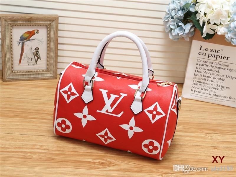 2020Hot Vente nouveau style sacs femmes Messenger Bag Lady Sac Fourre-Tout Composite Sacs à main épaule Pures192 A157