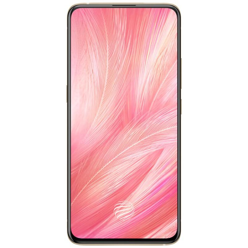 "Original VIVO X27 4G LTE Cell Phone 8GB RAM 256GB ROM Snapdragon710 Octa Core Android 6.39"" Full Screen 48MP OTA Fingerprint ID Mobile Phone"