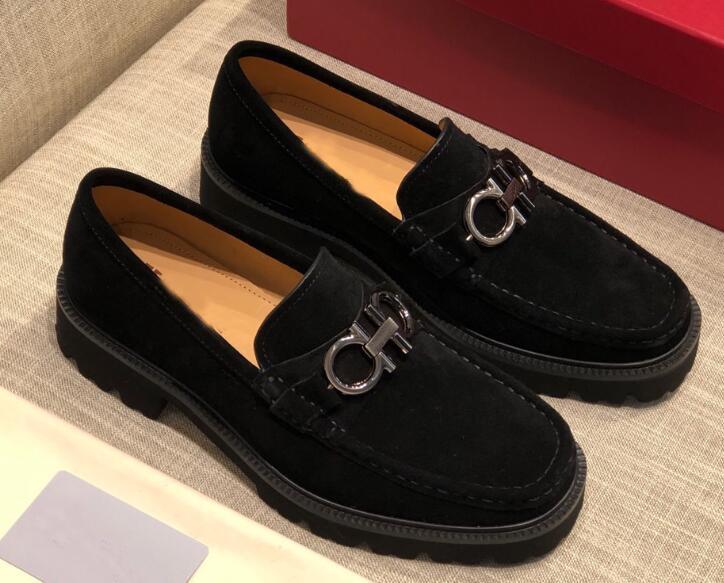 Hot Vente-de Oxfords Bureau d'entraînement Véritable Chaussures de loisirs en cuir décontractée Made in Italy Taille 38-44