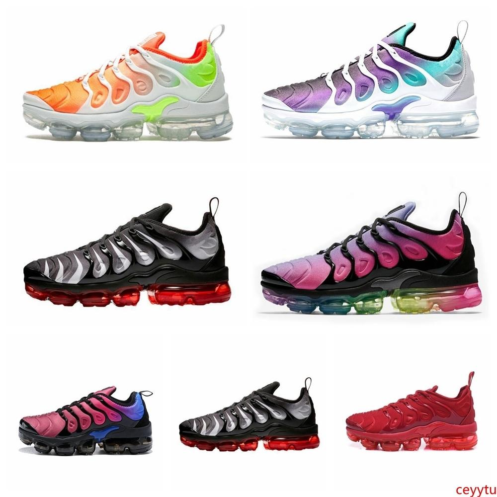tn shoes New Chaussures TN Plus Ultra Silver Traderjoes Running Shoes Colorways Male Pack Sports Tns Mens Trainers air Designer
