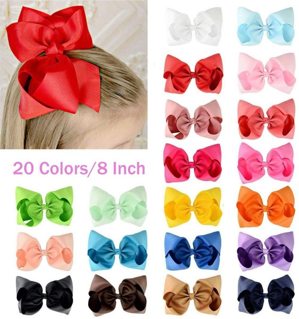 20pcs Girl Baby Kids Princess Hair Accessories Slides Hair BB Hair Clips new~