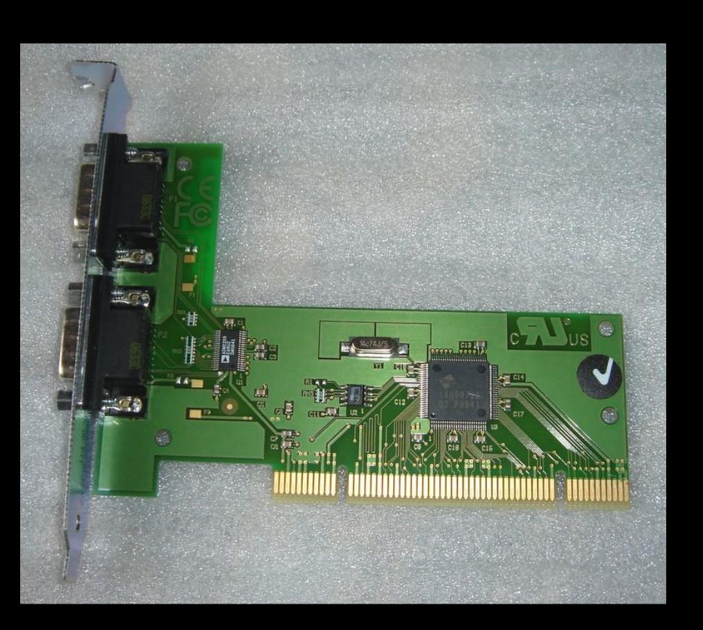 IBM 5723 80P4353 2-PORT ASYNO 232 PCI Çalışma Mükemmel test% 100