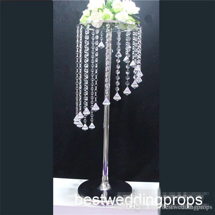 نمط جديد خصم كبير الاكريليك الحدث الزفاف الكريستال mandap chori jhula زينة الزفاف عودة انخفاض best0832