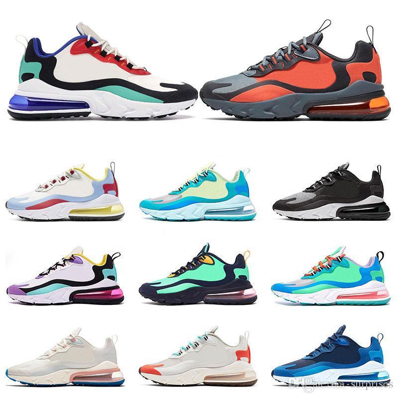 Acheter Nike Air 270 React Chaussures De Course Pour La