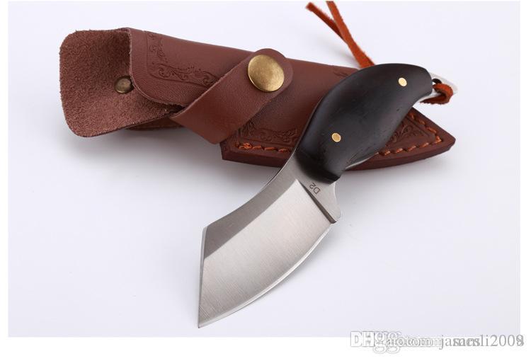 Новые горячие продажи открытый кемпинг оборудование тактический нож открытый нож выживания собрать нож бесплатная доставка оптовая цена EDC инструменты