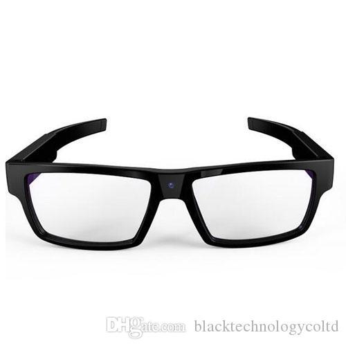 Good 1080P HD Smart Touch control glasses camera Sunglass Video recorder